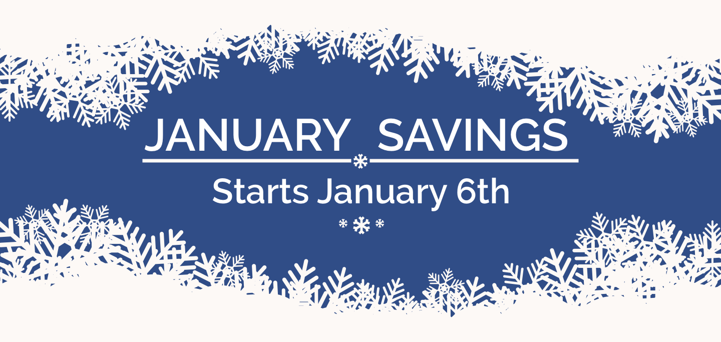 Jan Savings 2019 Banner